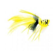 Bass Popper Chartreuse - 1