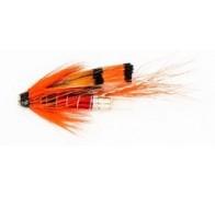 Ally's Shrimp Conehead - Copper Tube Fly - 1