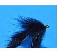 Bead Head Bunny Leech Black - 1