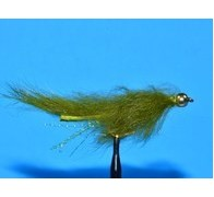 Bead Head Bunny Leech Olive - 1
